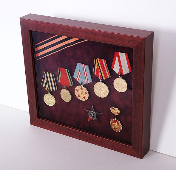 Как сделать рамка для медалей своими руками